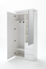 CORONA 52731, šatní skříň, otevřená
