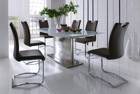 Jídelní stůl HELION v interieru (2)