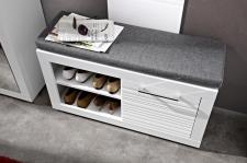 Life - detail botníku + lavice k sezení