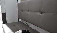 Předsíň RENO_detail polštáře na sezení a opěradla