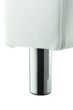Sedací souprava INTERMEZZO_detail nohy E_ pro krycí desku 15 cm