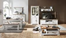 Obývací / jídelní nábytek JASPER_ob. sestava 10 G9 UH 83 + sideboard 20 + zrcadlo 50 + konf. stůl 20 G9 UH 02 + jídelní stůl 20 G9 UH 01 + 2x lavice 20 G9 UH 03_obr. 5