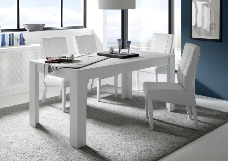 Jídelní stůl 180 cm CASTELLO 371793_bílý matný lak_obr. 24