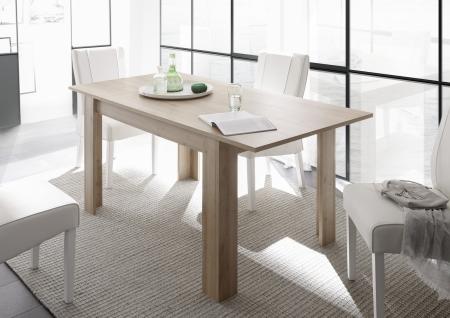 Jídelní stůl 137 cm CASTELLO 342438AL_rozložený na 185 cm_dub cadiz_obr. 23