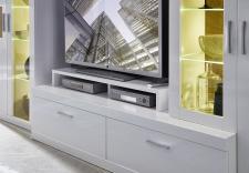 Obývací nábytek JUNO_detail TV-spodního dílu_obr. 13