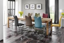 Jídelní židle KARIA v interieru_barevný mix_obr. 8