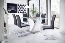 Jídelní židle KARIA černá v interieru_obr. 10