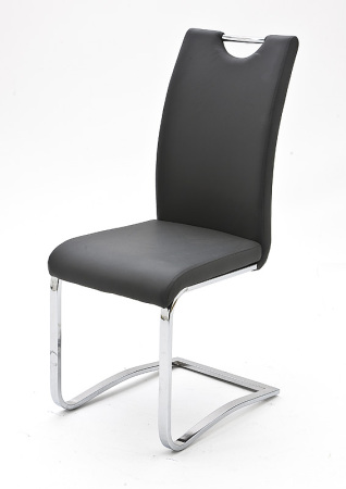 Jídelní židle KARIA černá_obr. 18