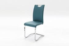 Jídelní židle KARIA petrolejová_obr. 21