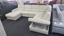 Kožená sedací souprava ANDORRA_výklopný úložný prostor_foto prodejna_obr. 5
