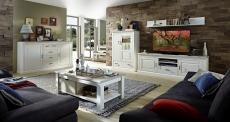 Obývací a jídelní nábytek LINEA_ sestava 40 14 UU 81 _ sideboard 20 _ konferenční stůl_ obr. 1