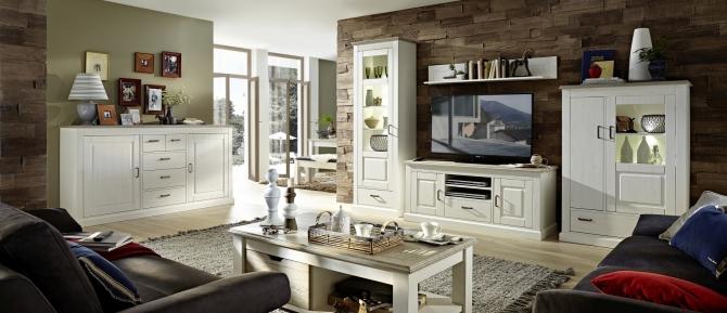 LIMA - obývací stěna + konf. stolek + sideboard