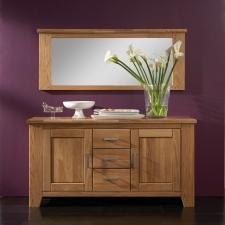 Masivní nábytek LOFT_sideboard se zrcadlem_obr. 8