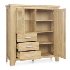 Masivní nábytek LOFT_typ 105-0100_otevřený