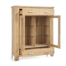 Masivní nábytek LOFT_typ 117-0200_otevřený