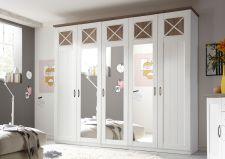 Ložnicový nábytek GRACE_šatní skříň 5-ti dveřová_ obr. 2