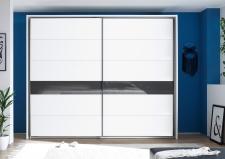 Šatní skříň s posuvnými dveřmi NUORO_obr. 4
