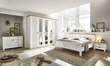 Ložnicový nábytek TRENTO_ šatní skříň 5-ti dveřová + postel + 2x noční stolek + komoda_ obr. 1