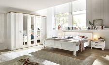 Ložnicový nábytek TRENTO_ šatní skříň 5-ti dveřová + postel + 2x noční stolek_ obr. 2