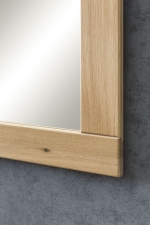 Ložnicová sestava GENOVA _detail závěsného zrcadla typ 80_obr. 9
