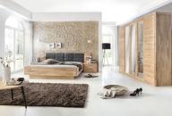 Ložnicový nábytek MAYA_5-ti dveřová šatní skříň 05 + postel 180 x 200 cm ř+ + 2x noční stolek 60_obr. 1