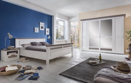 Ložnicový nábytek PALOMA_šatní skříň s posuvnými dveřmi 32_postel 51 _2x noční stolek 60_obr. 3