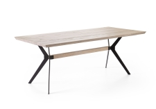 Jídelní stůl MAINZ_dub bělený_obr. 2
