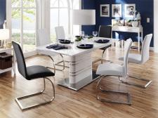 Jídelní židle MALAGA I + II v interieru_obr. 3