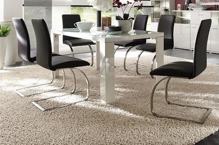 Jídelní židle MALAGA I + II v interieru_obr. 5