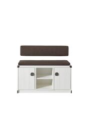 Předsíňový nábytek MARINE_lavice typ 61_čelní pohled_obr. 29