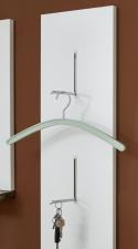 Předsíň MESSINA_detail sklopných háčků na šaty_obr. 9