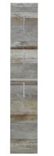 Šatní panel MESSINA_typ 30 96 WD 41_se sklapovacími háčky_obr. 29