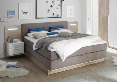 Boxspringová postel s příslušenstvím MIAMI_šikmý pohled_obr. 4