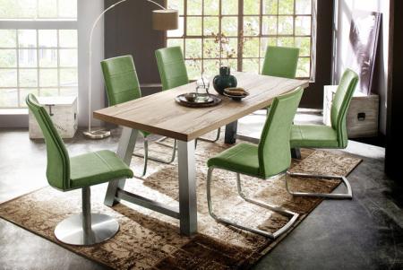 Jídelní židle MONTREAL v interieru_mix_obr. 2