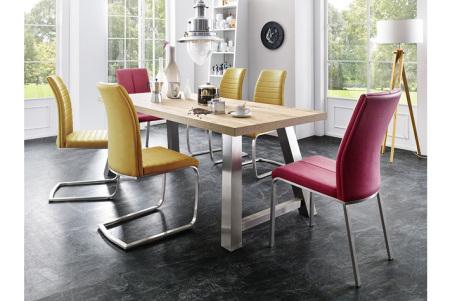Jídelní židle MONTREAL v interieru_mix_obr. 4