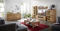 Sestava nábytku NATURE TWO_obývací stěna 12 11 H1 80 + sideboard 12 11 H1 20 + konferenční stůl 29 26 H1 02_obr. 1