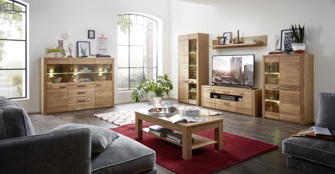 Obývací a jídelní sestavy NATURE TWO
