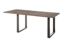 Obývací a jídelní sestavy CALABRIA basaltgrau_jídelní stůl 60 + 1 nástavná deska ze sady 62_obr. 16