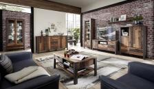 Obývací a jídelní nábytek CARTAGO _sestava  10 G3 VV 80 + sideboard 24 +  konferenční stůl 20 G3 VV 02_ obr. 1