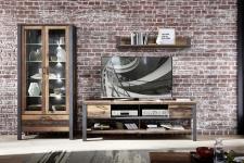 Obývací a jídelní nábytek CARTAGO _sestava  10 G3 VV 82_ čelní pohled_ obr. 6