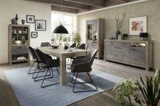 Obývací a jídelní nábytek GRACE _ sestava typů 40 54 3T..  08 + 02 + 21+ jídelní stůl 2T 54 3W 01_ obr. 2