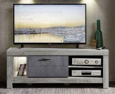 Obývací a jídelní nábytek GRACE _ TV-spodní díl  40 54 3T 30_  čelní pohled_  obr. 21