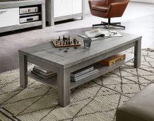 Obývací a jídelní nábytek GRACE white _ konferenční stůl 29 54 3W 02_  obr. 23