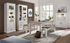 Volná sestava nábytku LIMA_jídelna_typy 01 + 06 + 07 + 29 29 UU 04 + 2x 29 29 UU 03
