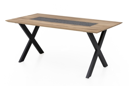 Jídelní stůl LISBOA 61 s granitovou vložkou_(možná i varianta bez granitu)_obr. 18