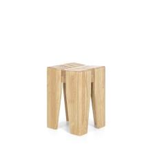 Masivní nábytek LOFT_taburet-stolička typ 57_šikmý pohled