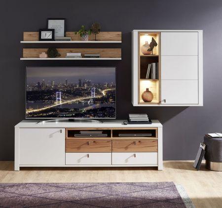 Obývací nábytek NIZZA _ob, sestava 10 G8 WF 81_čelní pohled_ obr. 6