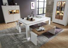 Obývací a jídelní nábytek NIZZA _jídelní stůl 20 G8 WF 01 + 2x lavice 20 G8 WF 03 _ obr. 10