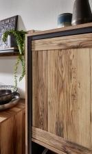 Obývací a jídelní nábytek PRISMA _detail zdvojených stěn_ obr. 15