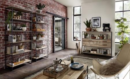 Obývací a jídelní nábytek RIVER_obývací pokoj_volná sestava_obr. 4